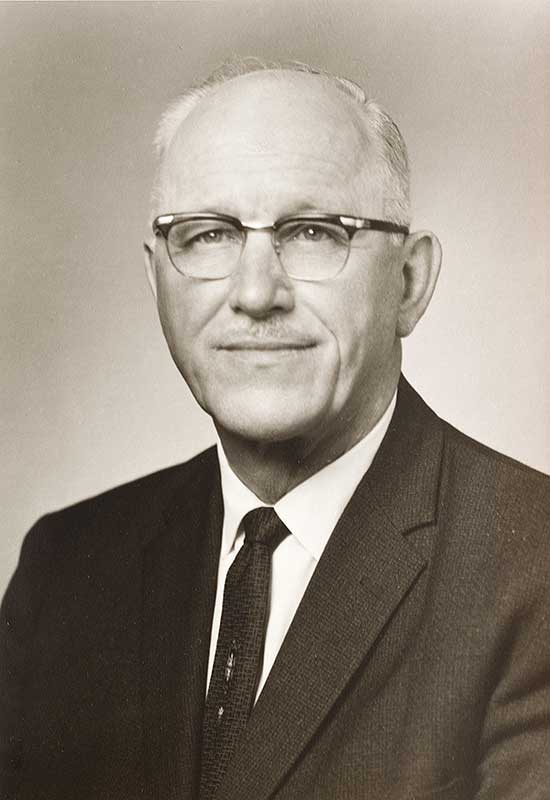Bill Trygg, Sr. in 1966.